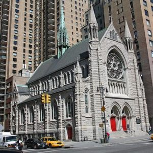 A New Amorous World @ Holy Trinity Lutheran Church | New York | New York | United States