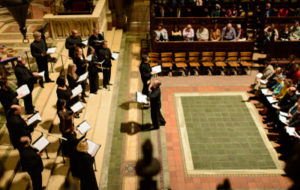 Rautavaara's Vigilia @ Cathedral of St. John the Divine | New York | New York | United States