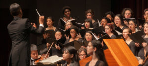Voice and Choir Invitational at Brooklyn College @ Whitman Theatre | New York | United States